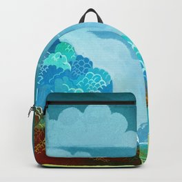 Moana lagoon Backpack