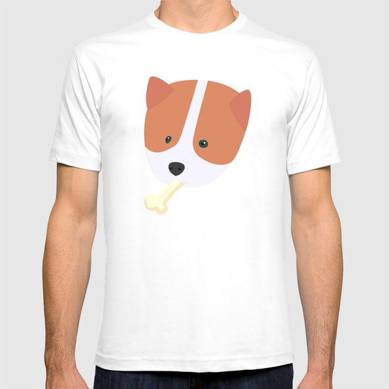 Corgi to Benny T-shirt