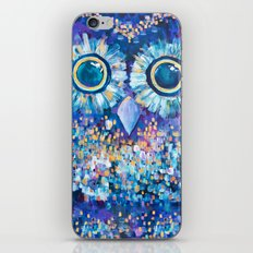 Visions in the Night iPhone & iPod Skin