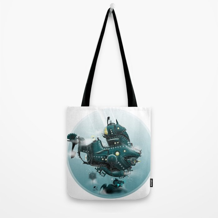 The Nautilus Tote Bag