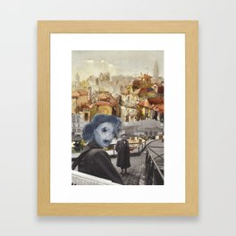 # Once upon a time in Porto Framed Art Print