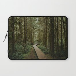 Temperate Rainforest Trail Laptop Sleeve