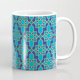 Moroccan Tile Pattern Coffee Mug