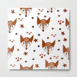 My Fox Metal Print