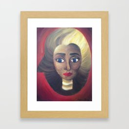 Mobius Strip Framed Art Print