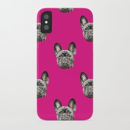 French Bulldog dog iPhone Case