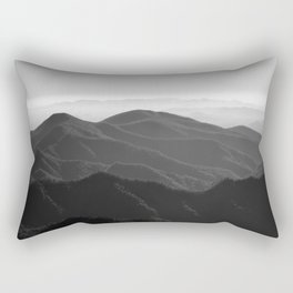 I was a lonely estate  Rectangular Pillow