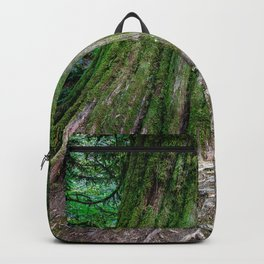 Moss Covered Tree Backpack