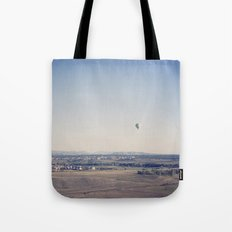 in the distance::denver Tote Bag