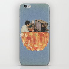Learn at home in your spare time iPhone & iPod Skin