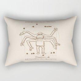 Kamajituvien Rectangular Pillow