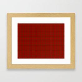 Seton Tartan Framed Art Print