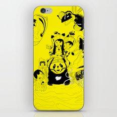 LAGORCA 01 iPhone & iPod Skin