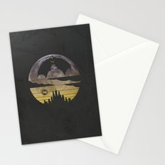 Bat Stationery Cards
