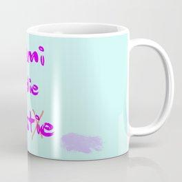 Mami ist die Bestie Coffee Mug