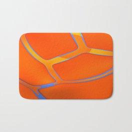 Nothing Rhymes With Orange Bath Mat