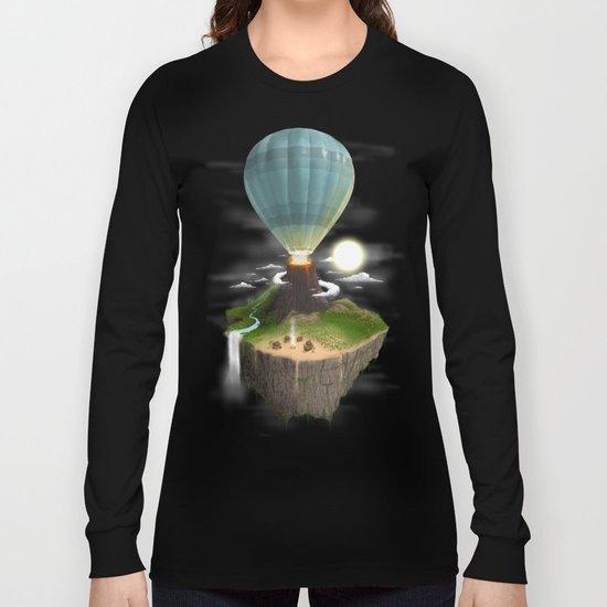 Tropical Escape Long Sleeve T-shirt