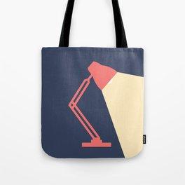 #14 Lamp Tote Bag