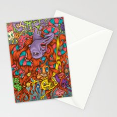 Tangled Up Stationery Cards