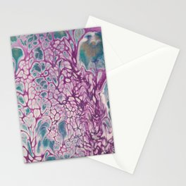 Psychedlic Moment Stationery Cards