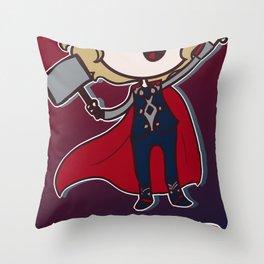 Hammer Time! Throw Pillow