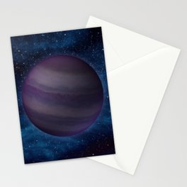 WISE 1828+2650 Brown dwarf Stationery Cards