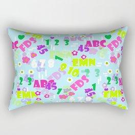 Children , school Rectangular Pillow