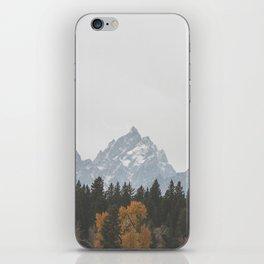 Wyoming XII iPhone Skin