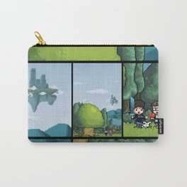 Dynamic Duo Carry-All Pouch
