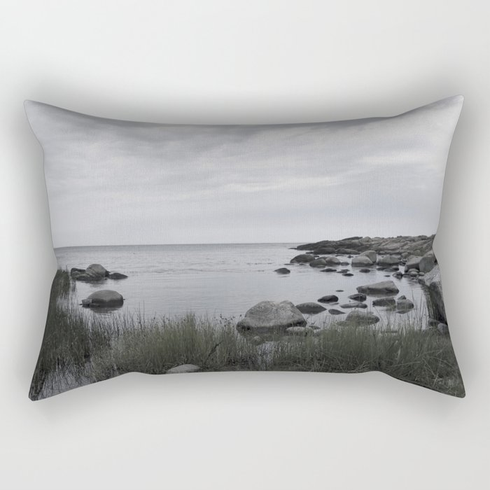 In the north Rectangular Pillow