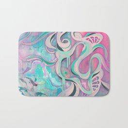 Tempest II (colour variant) Bath Mat
