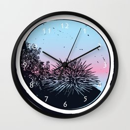 Ready for the summer! Wall Clock