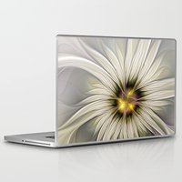 blossom Laptop & iPad Skins featuring Blossom by gabiw Art