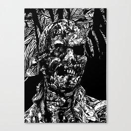 Zombi Canvas Print