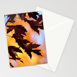 Cool Heat Stationery Cards