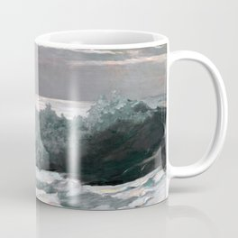 Early Morning After a Storm at Sea Coffee Mug
