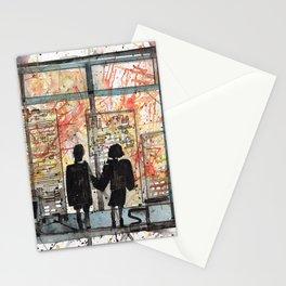 APOCALYPSE LOVE Stationery Cards