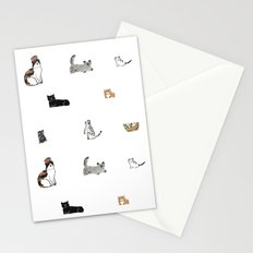 Freddie and his Cats Stationery Cards