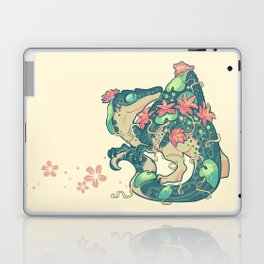 Aquatic buddies Laptop & iPad Skin