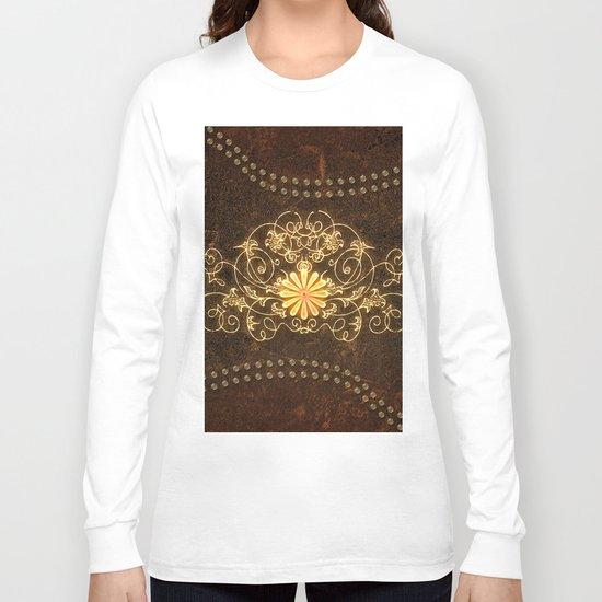 Floral power Long Sleeve T-shirt