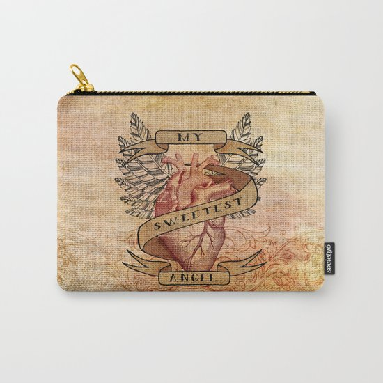 My Sweetest Angel Carry-All Pouch