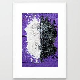 clarity 4 Framed Art Print