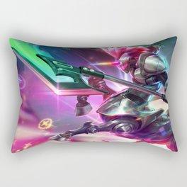 Arcade Hecarim League Of Legends Rectangular Pillow
