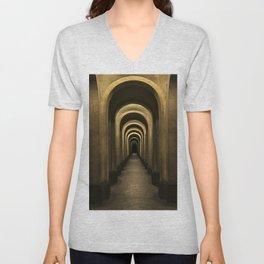 Arches of my city Unisex V-Neck