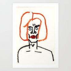 ladyboy Art Print