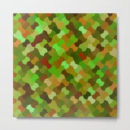 Mosaic 2. Metal Print