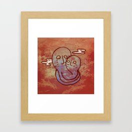 Just Give Me Some Truth Framed Art Print