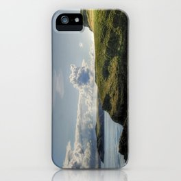 Skomer Island iPhone Case