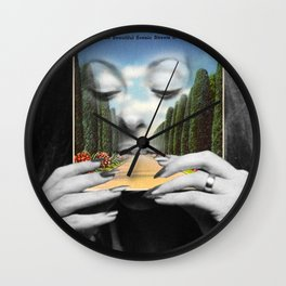 Take a Bite Wall Clock