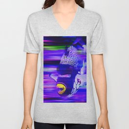 ANGEL FISH Unisex V-Neck